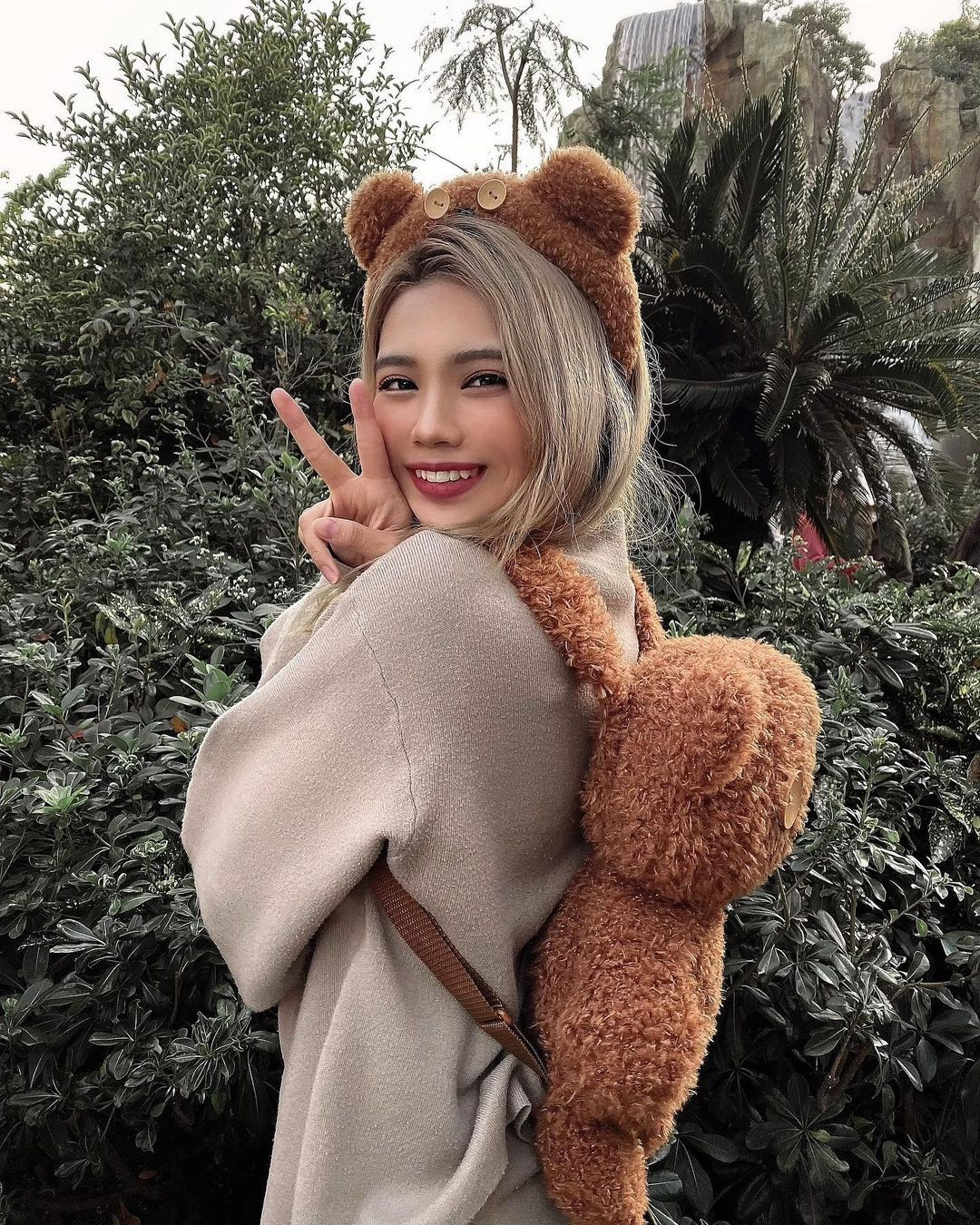 【6upoker】日本女大生Mimi「超龄脸蛋+饱满」魅力太强!爱健身还练出一对「蜜桃臀」