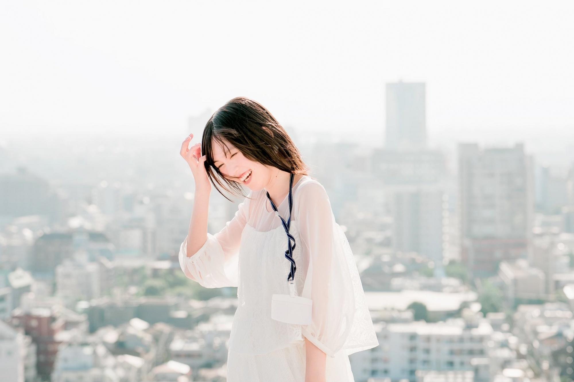 气质萌系声优「中岛由贵」甜美笑容让人秒沦陷,宅男心目中理想女友-新图包