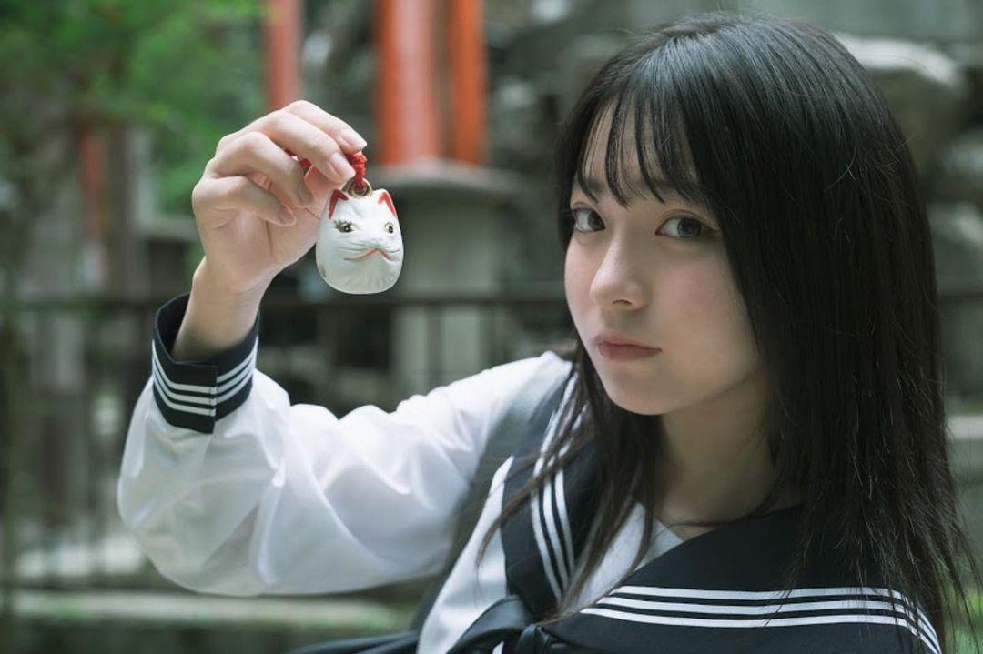 17岁仙女高中生瀬戸りつ绝美长相激似IU 全身散发空灵气质美到有点不真实 养眼图片 第11张
