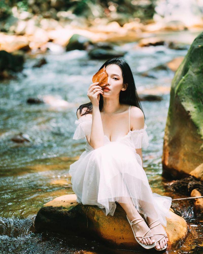天使微笑让你看了一扫烦闷.Claire唯美甜姐儿带你走入浪漫的童话故事 网络美女 第25张