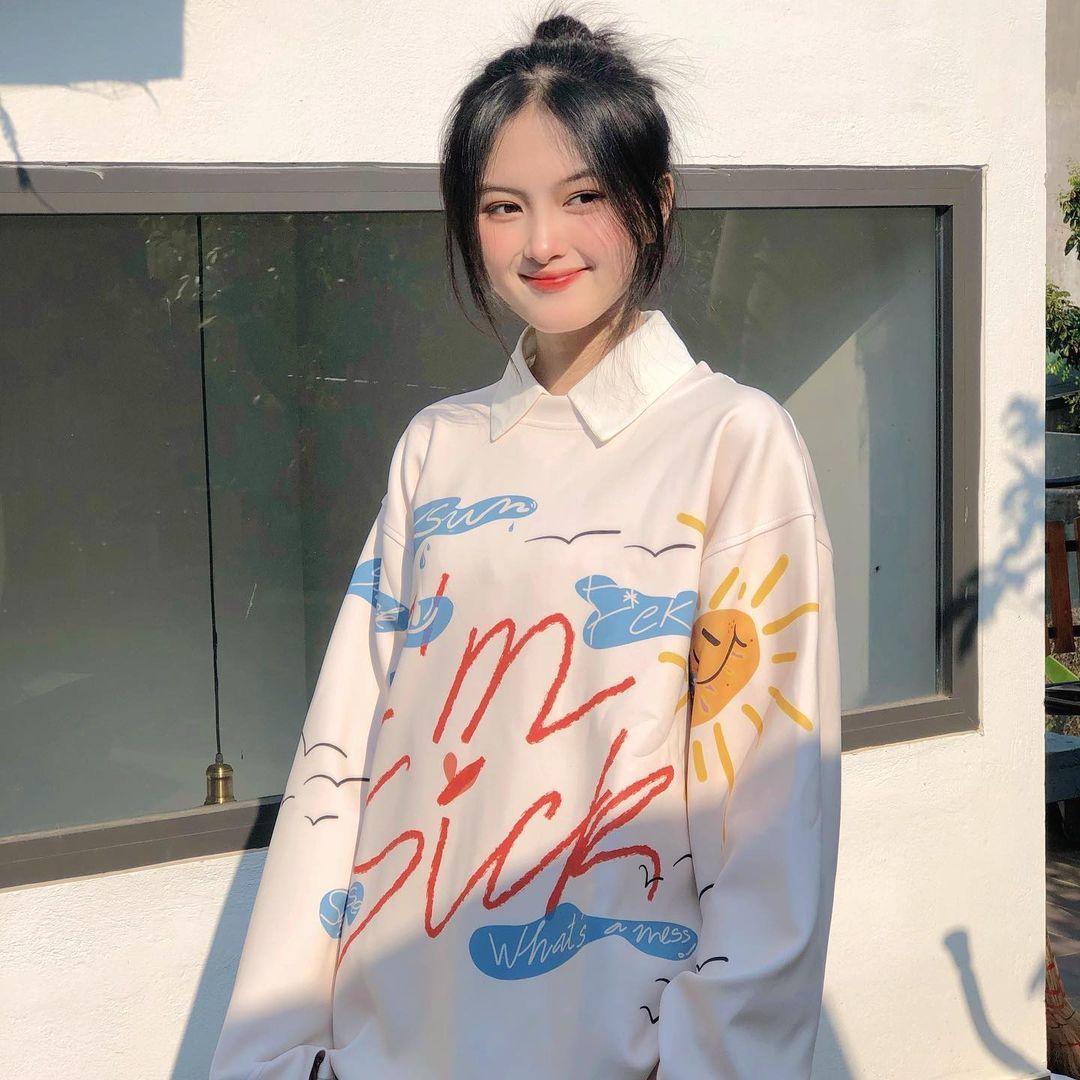 [人物]清纯越南妹子「Leely」辣穿奥黛,让人不被她掳获都不行啊. 养眼图片 第14张
