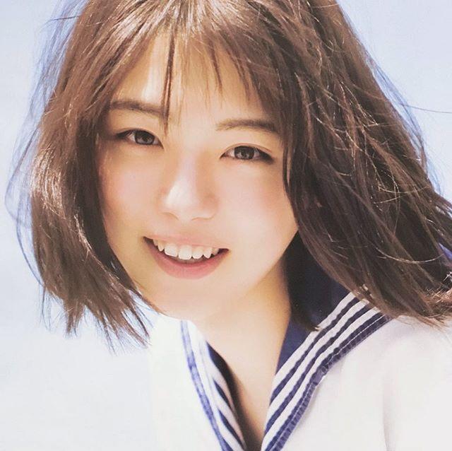 拥有掰弯的超能力.日本可爱透明系伪娘《井手上漠》帮你找回初恋的感觉. 网络美女 第2张