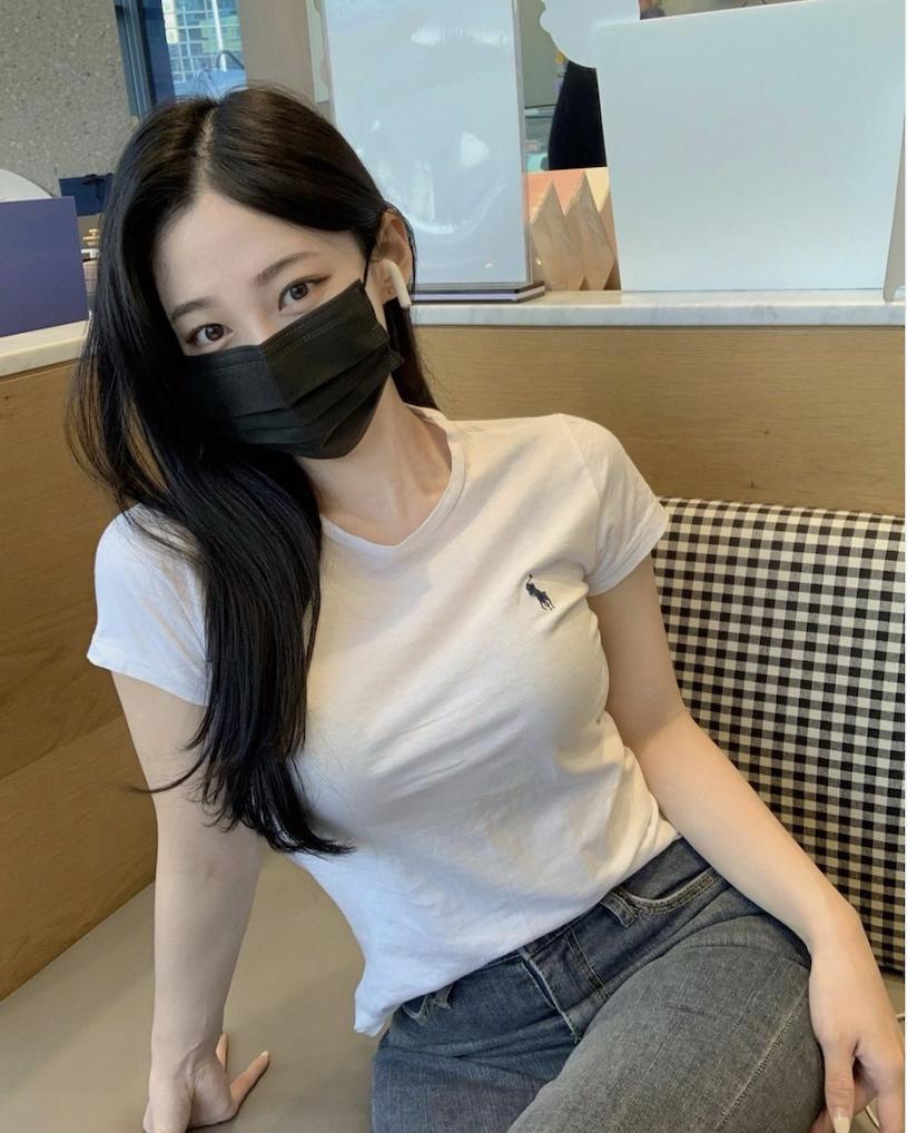 完美气质的口罩小甜是位韩国的网红美女(3) 福利吧 热图4