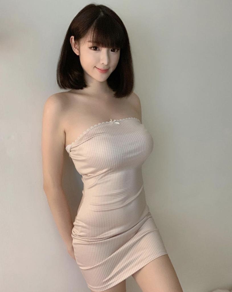 高颜值甜美系女孩「香儿」强大气质超给力!无论长短发都人瞬间恋爱-新图包