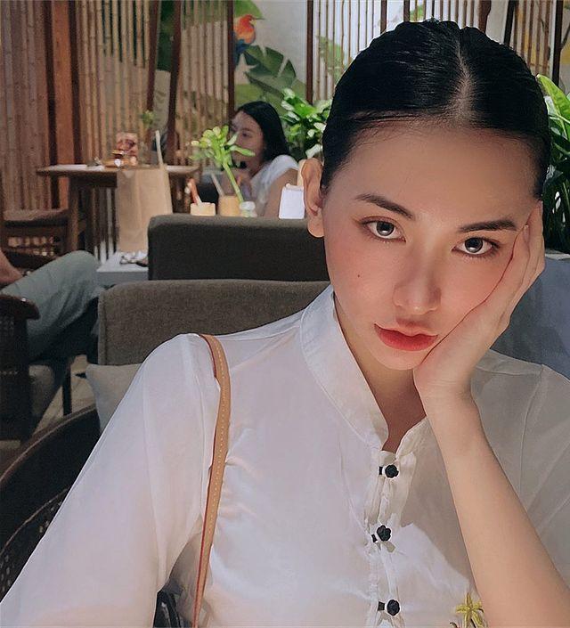 [正妹]神似娜诺越南模特网红[Gigile]腰束奶澎的曲线太火辣 网络美女 第7张