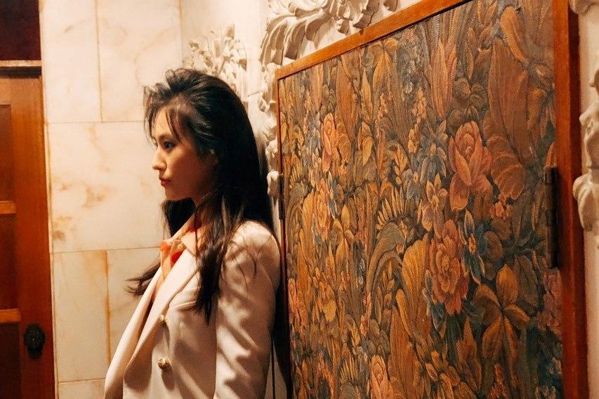 童星出身AV帝王2恒松祐里全luo演出一脱成名复古造型完美诠释昭和性感 养眼图片 第15张