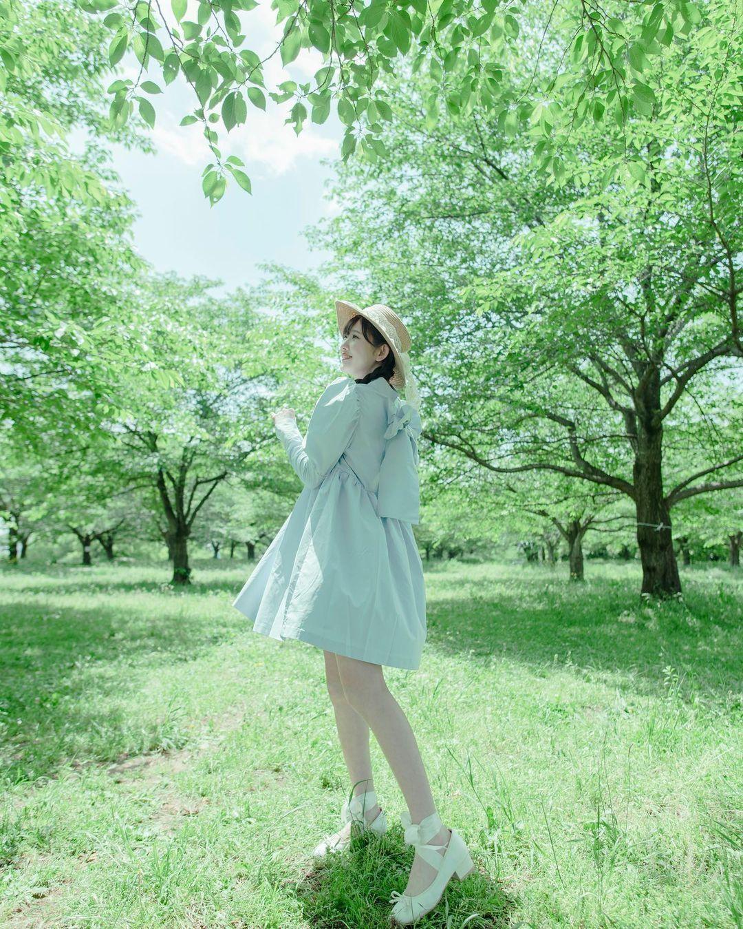 短发美妹「川村文乃」纯白比基尼全身上下找不到一丝缺点-新图包