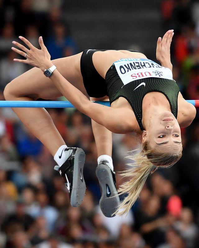 [正妹]心脏跟着她跳动 [Yuliya Levchenko]跳高正妹高颜质迷倒田径场 网络美女 第7张