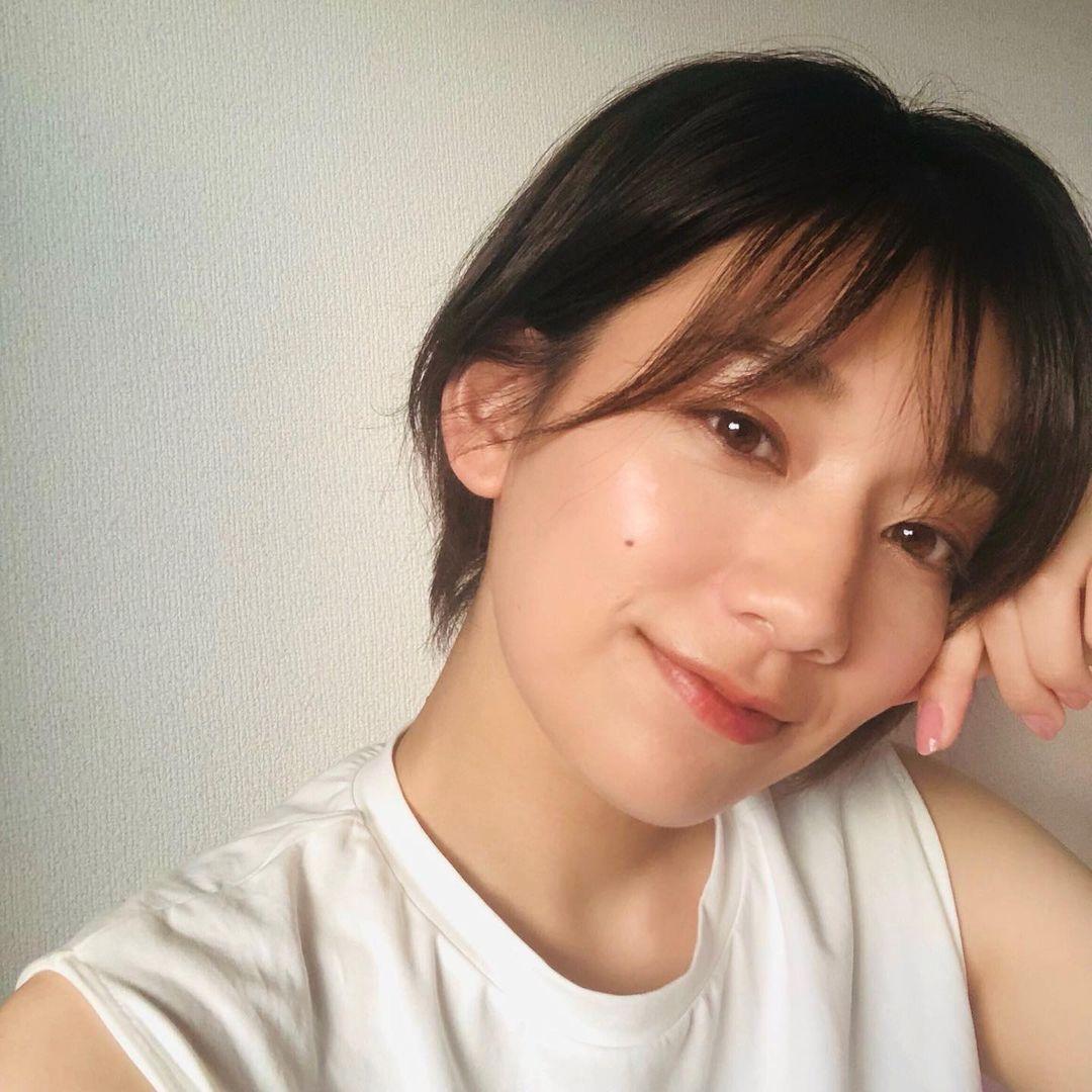 短发妹佐藤美希绝对能触动各位短发控心中最软的那一块 养眼图片 第8张