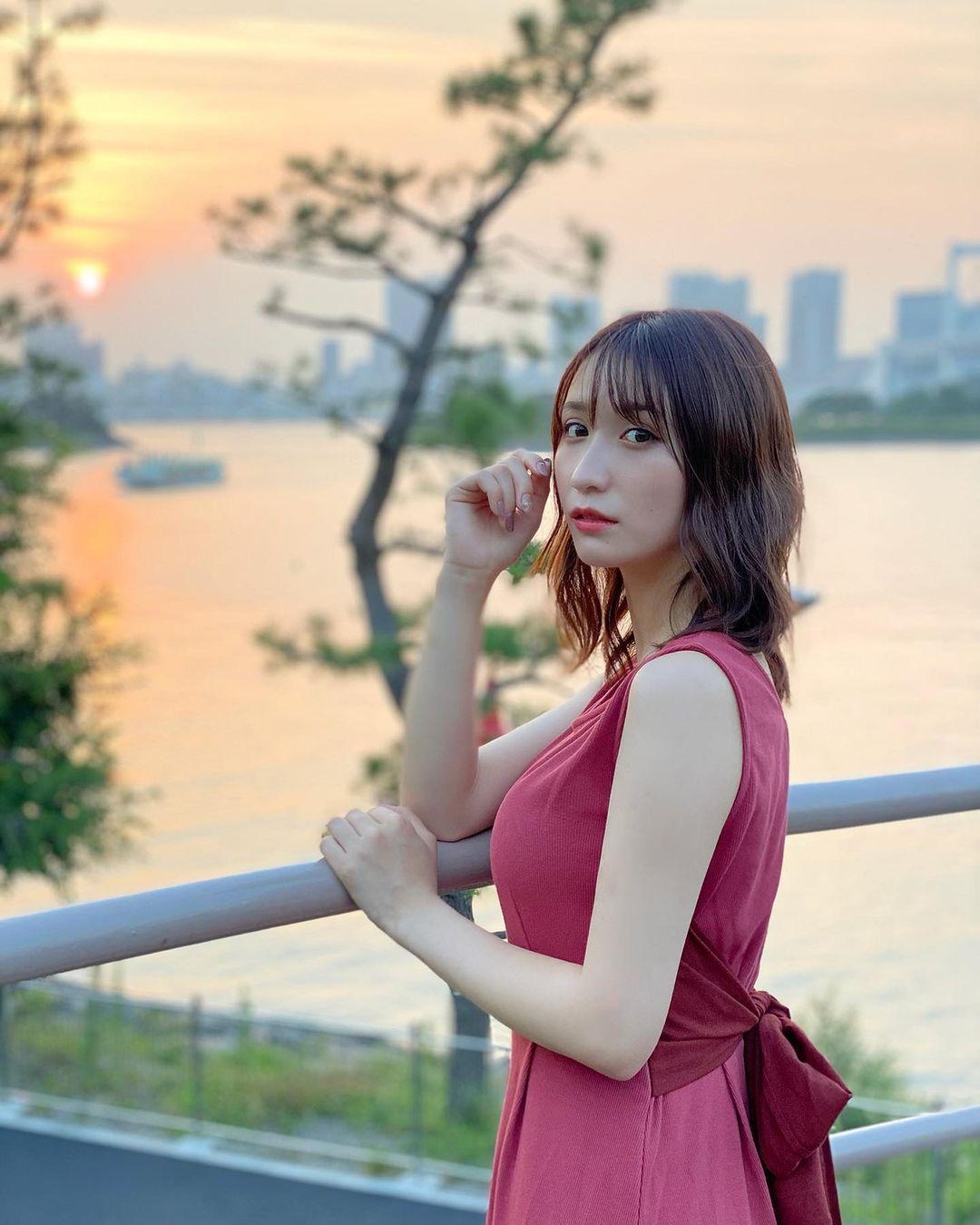 日本女星「伊藤爱真」日常美图分享鉴赏-觅爱图