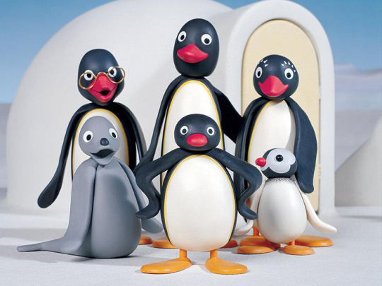 企鹅住在冰箱里?! 《紧急楼梯模型》让你的公仔都能在冰箱旁团聚!-itotii