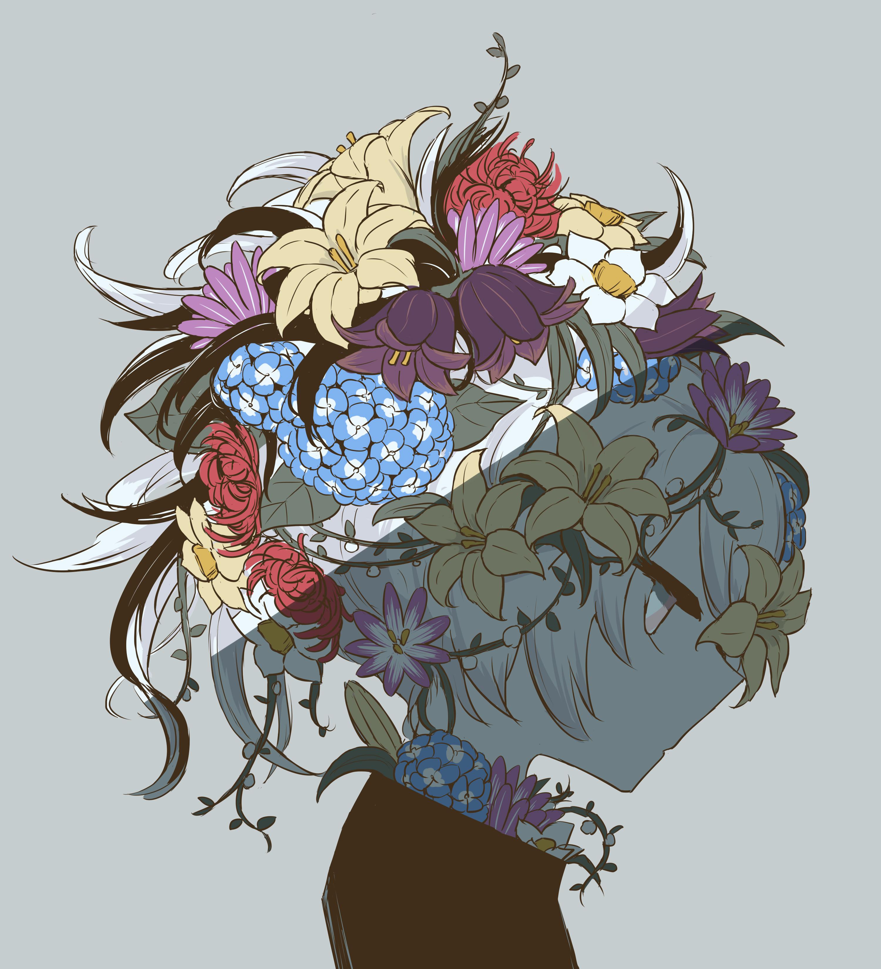 itotii-アボガド6 - パメラ/flower