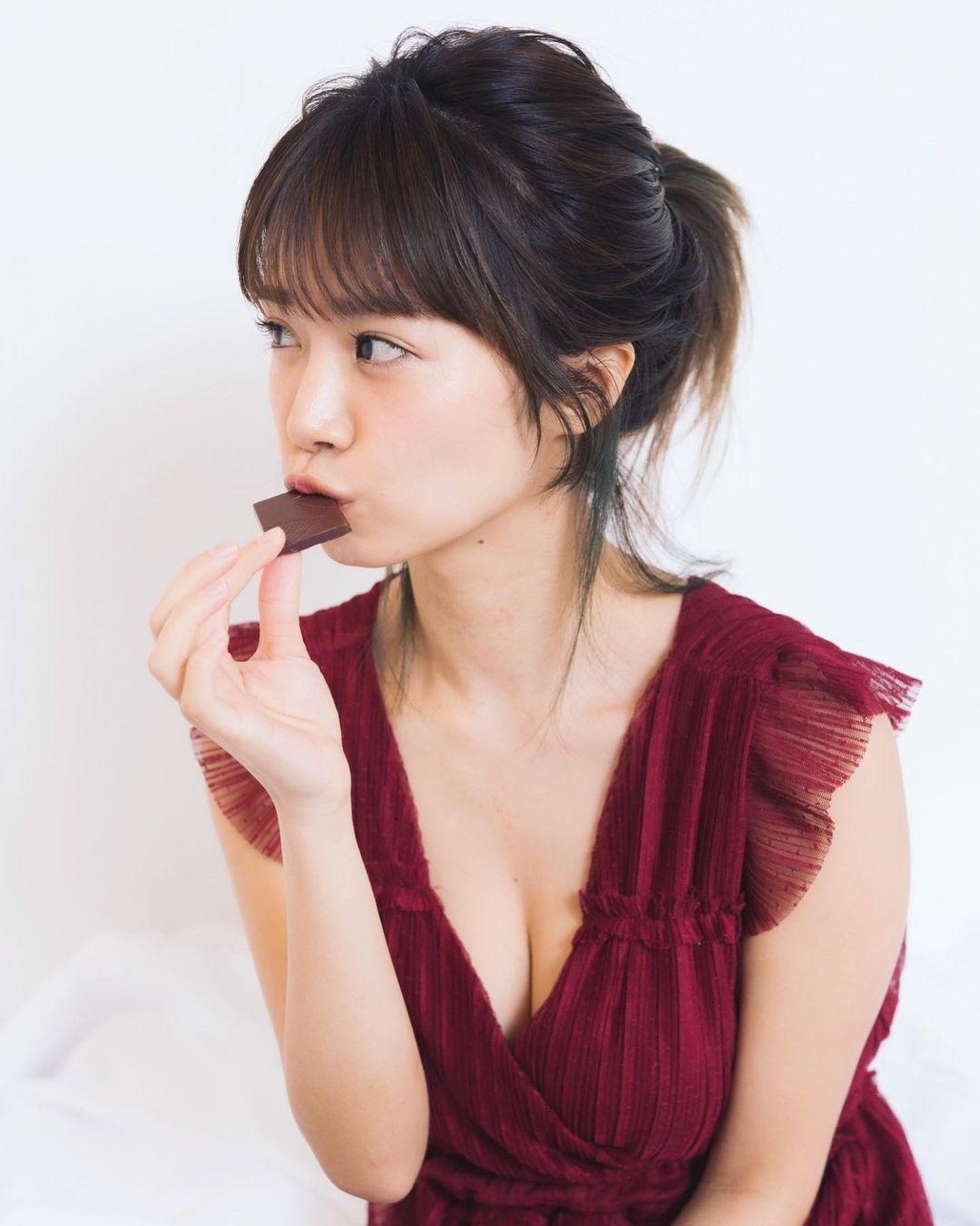 女神菜乃花再出击最新写真辣翻 网络美女 第7张