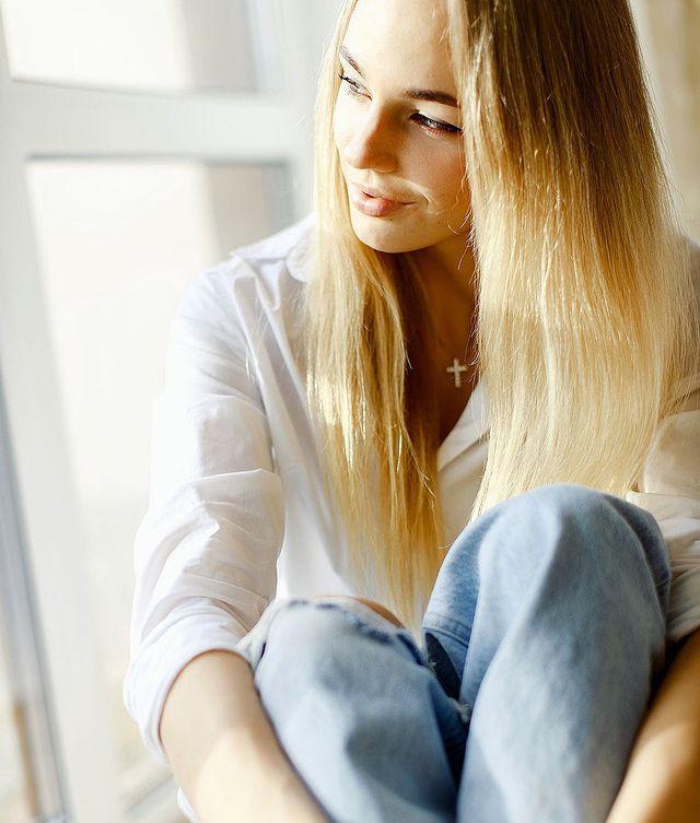 [正妹]被柔道耽误的模特儿 乌克兰正妹[Daria Bilodid]网友:好想被她压倒 网络美女 第8张