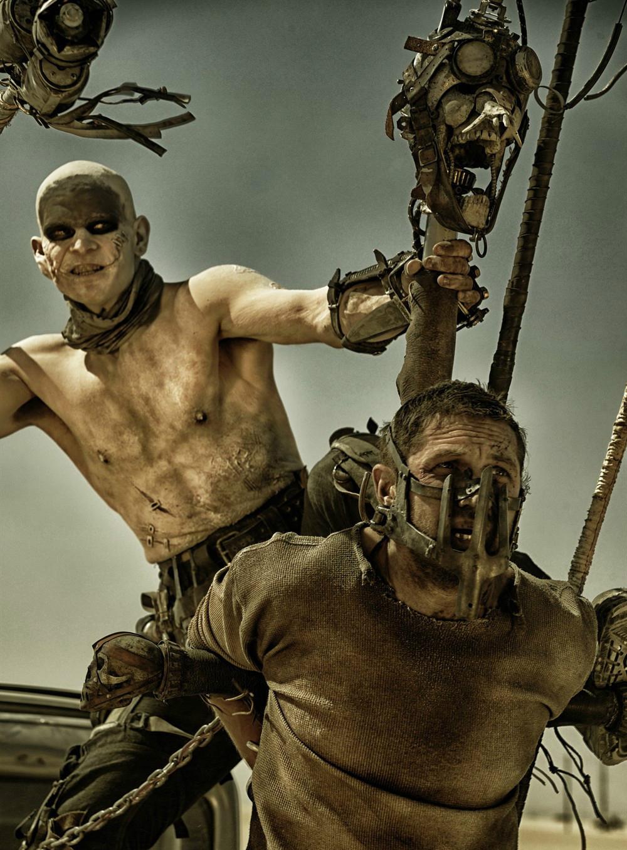 《疯狂的麦克斯4:狂暴之路》昆汀都赞爆的动作片