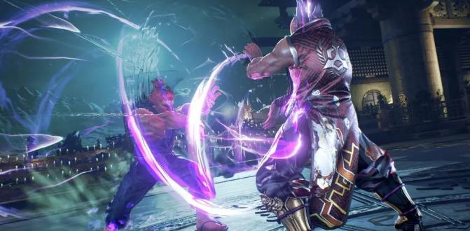 《铁拳7》喜欢3D格斗游戏玩家的首选