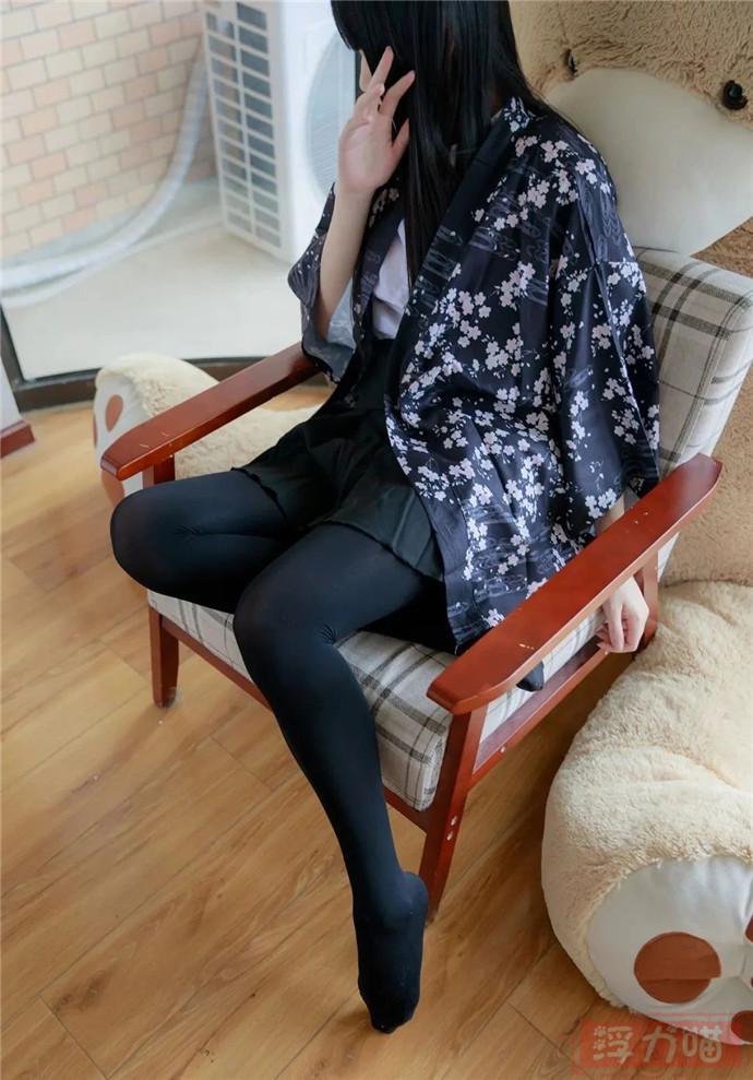 黑色丝袜美女, 性感美腿, 小姐姐