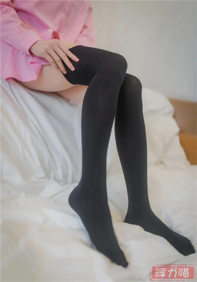 黑色丝袜, 美少女, 红衣美少女