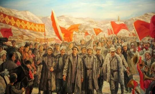 小编碎碎念红星照耀中国的图片 第2张