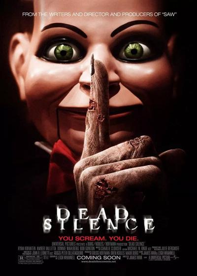 寂靜 / 死城 / 歡迎光臨死亡小鎮 / Dead Silence海報
