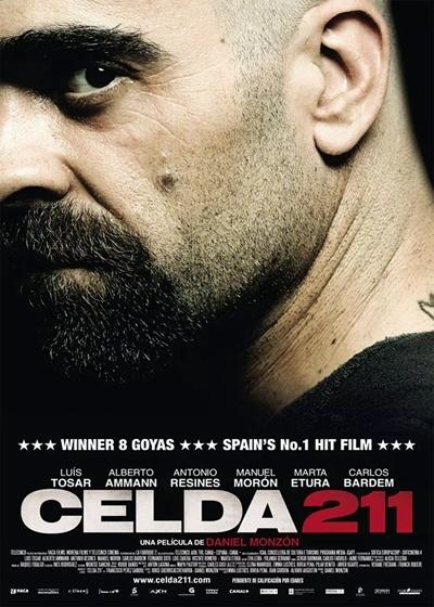 牢里牢外 / 囚室211 / Celda 211海報