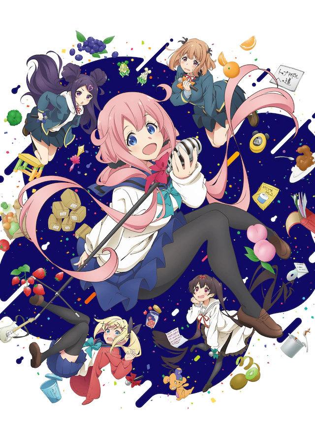 【动漫情报】7月播出的芳文社漫画改编动画《满溢的水果挞》宣布延期到10月