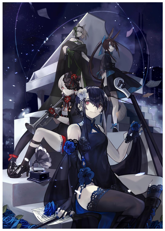 【P站画师】日本画师Saika『罪歌』的插画作品- ACG17.COM