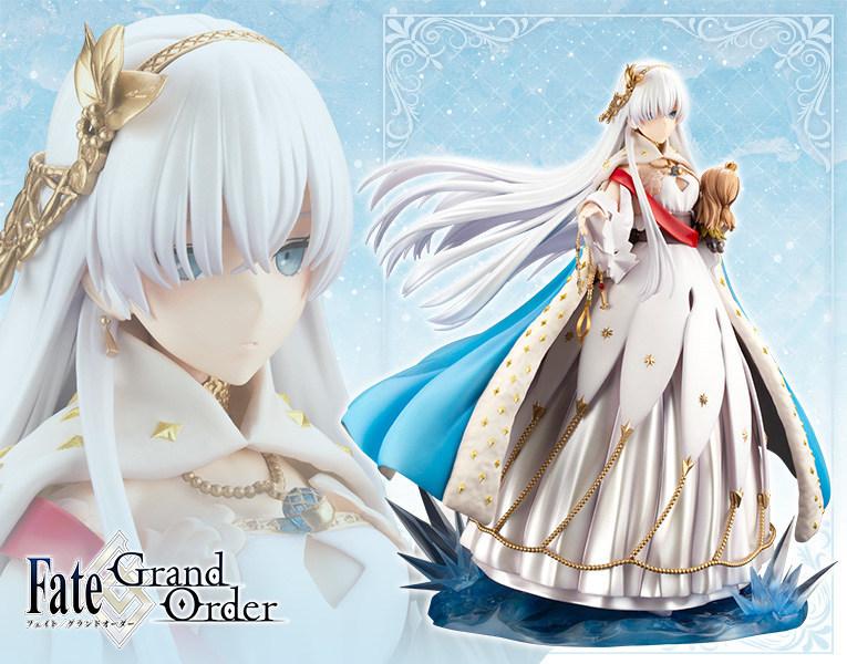 【手办模型】寿屋《Fate/Grand Order》 Caster 皇女 阿纳斯塔西娅1/7比例手办