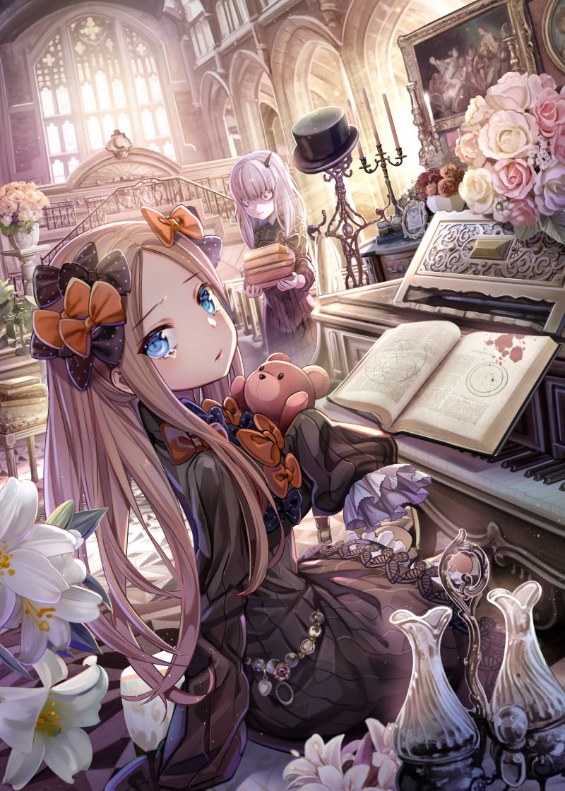 【P站画师】和莱妮丝酱玩游戏吧!日本画师torino的插画作品- ACG17.COM