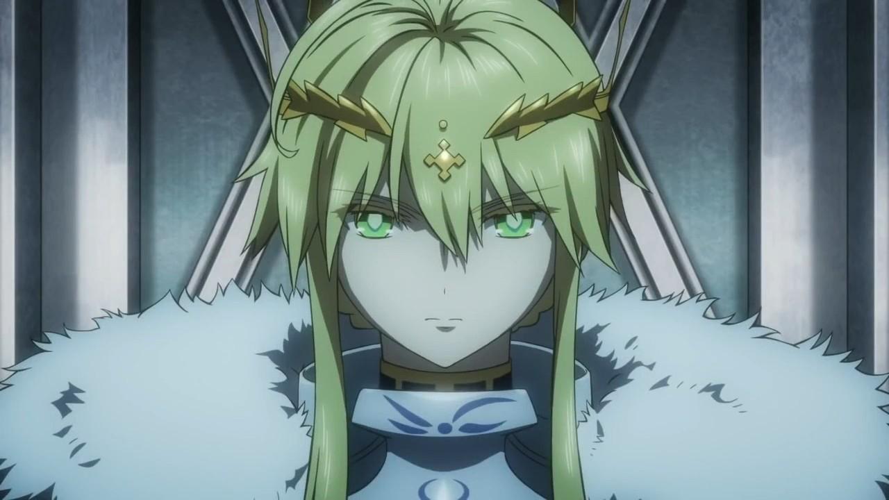 【动漫情报】剧场版动画《Fate/Grand Order -神圣圆桌领域卡美洛-》前篇12月5日上映