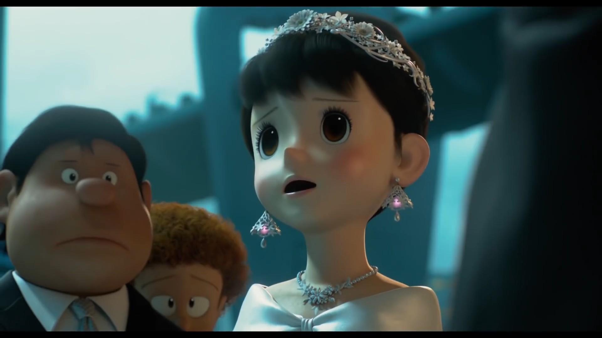 【动漫情报】3D动画电影《哆啦A梦:伴我同行 2》第2弹预告视频公开