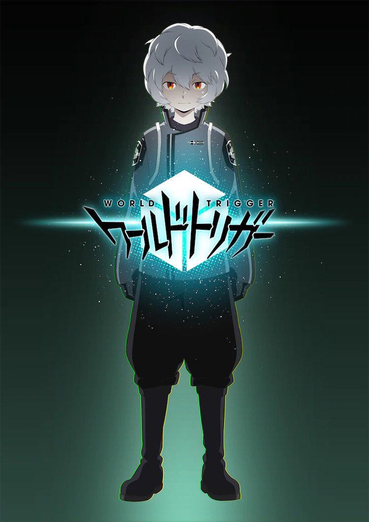 【动漫情报】TV动画《境界触发者》第二季定档,2021年1月播出
