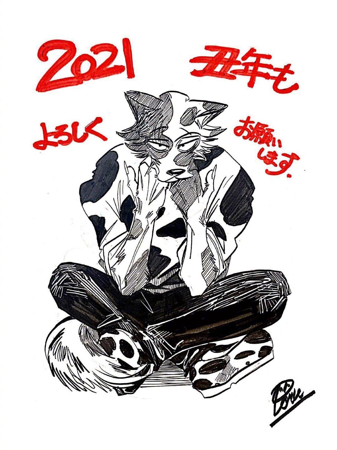 2021动漫相关新年贺图- ACG17.COM