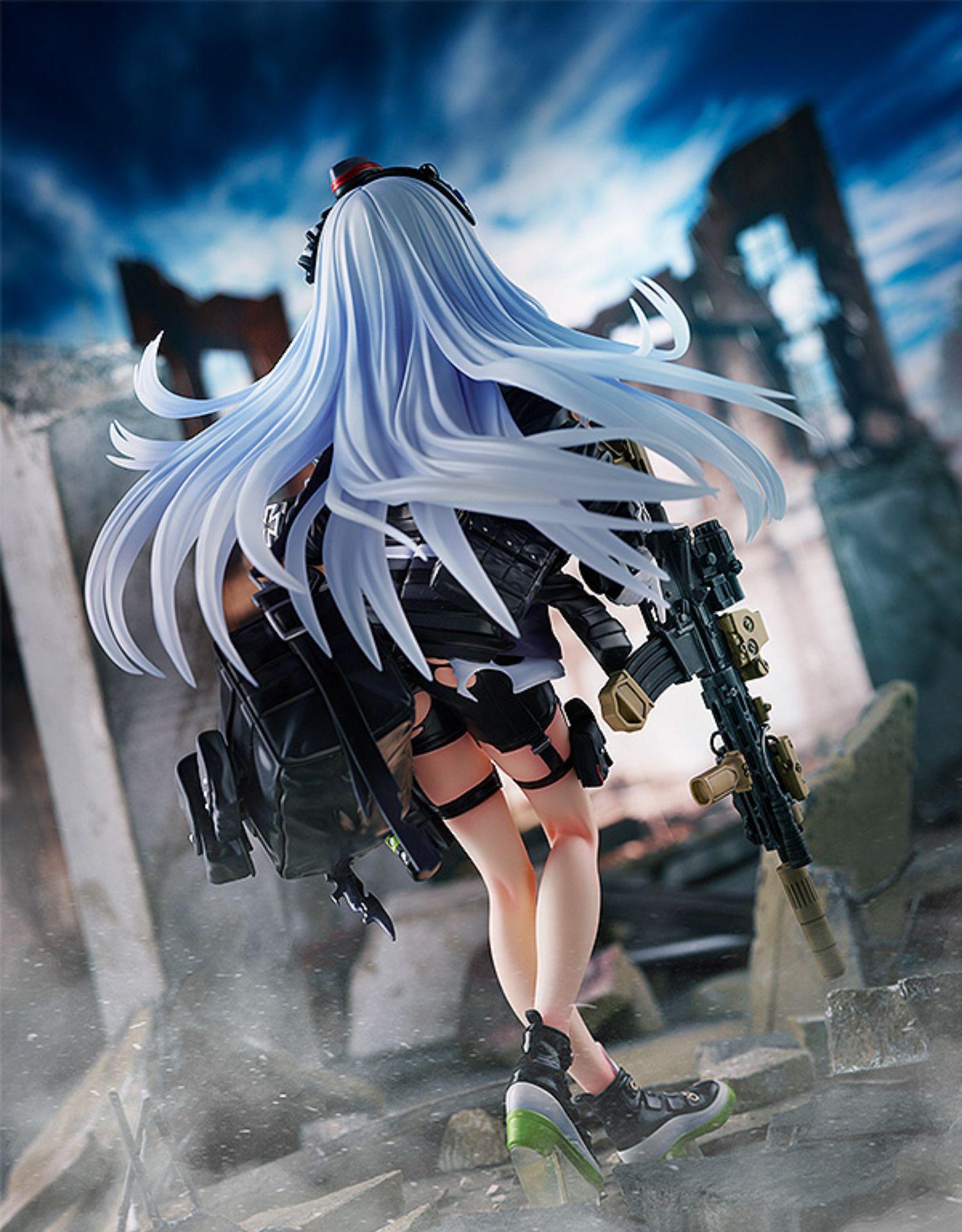 phat!《少女前线》HK416 MOD3 重伤 手办(第二波预购)- ACG17.COM