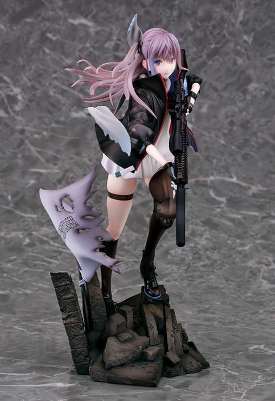 【手办模型】《少女前线》ST AR-15 1/7比例手办详情