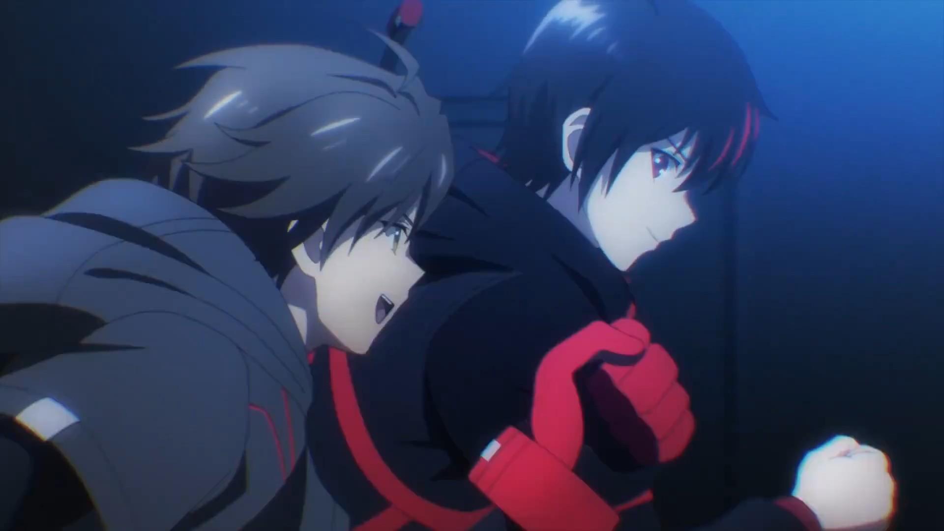 【动漫情报】TV动画《绯红结系》第2弹PV公开,2021年7月1日开播。