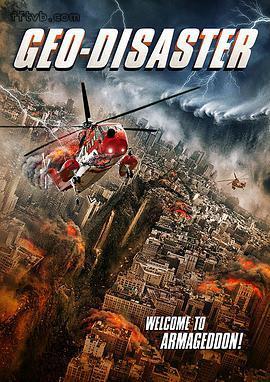 地质灾难高清海报
