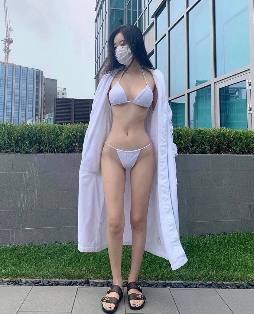 韩国美女博主zennyrt申才恩成为ins新晋网红,丰满身材让人着迷! 第12张