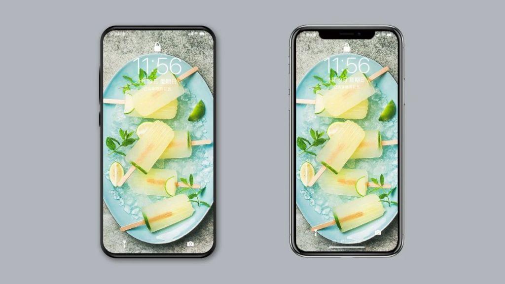 手机壁纸:大热天的,是时候给手机换个凉爽的壁纸了。插图1