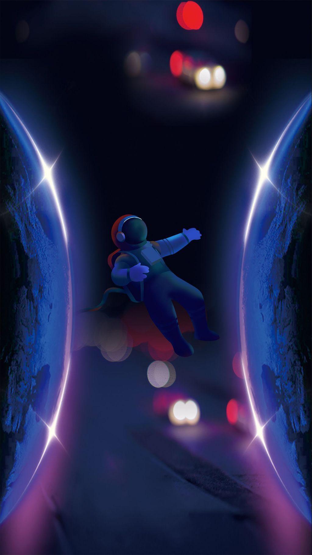 星空、太空:高清手机壁纸插图3
