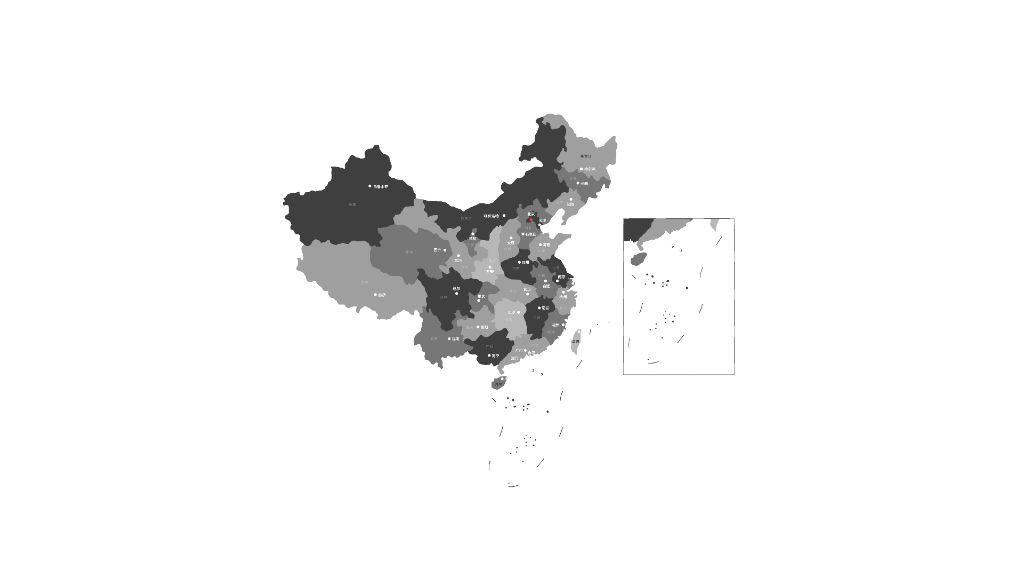 5ecb9d571fb38 - 一整套中国地图电子版的素材(ai+ps)