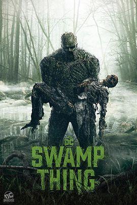 沼泽怪物的海报