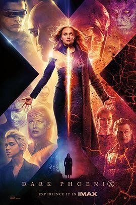 X战警:黑凤凰的海报