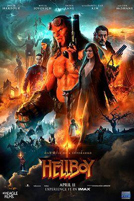 地狱男爵:血皇后崛起的海报