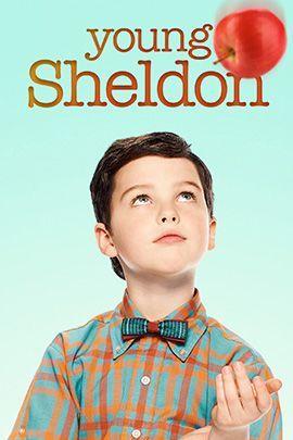 小谢尔顿 第二季的海报