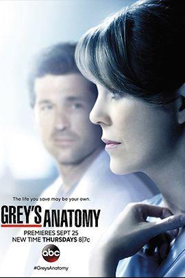实习医生格蕾 第十一季的海报