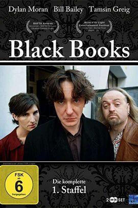布莱克书店 第一季的海报