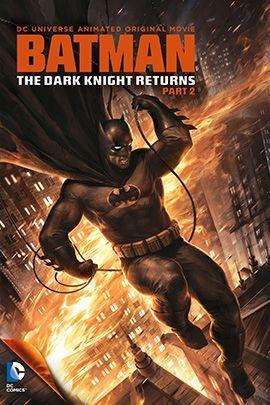 蝙蝠侠:黑暗骑士归来(下)的海报
