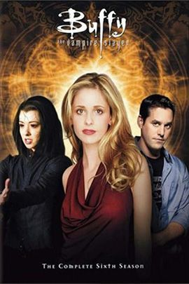 吸血鬼猎人巴菲 第六季的海报