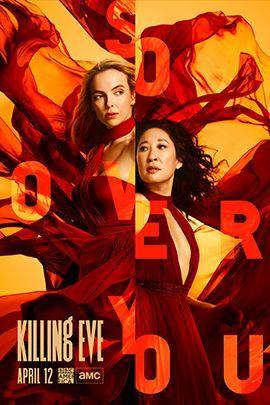 杀死伊芙 第三季的海报